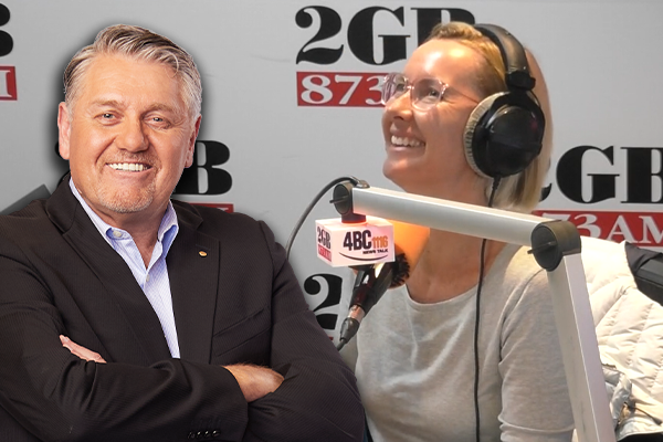 Ray Hadley's 'This is Your Life' surprise for Deborah Knight