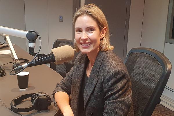 Wonderful news: Elle Halliwell reveals progress in cancer survival journey