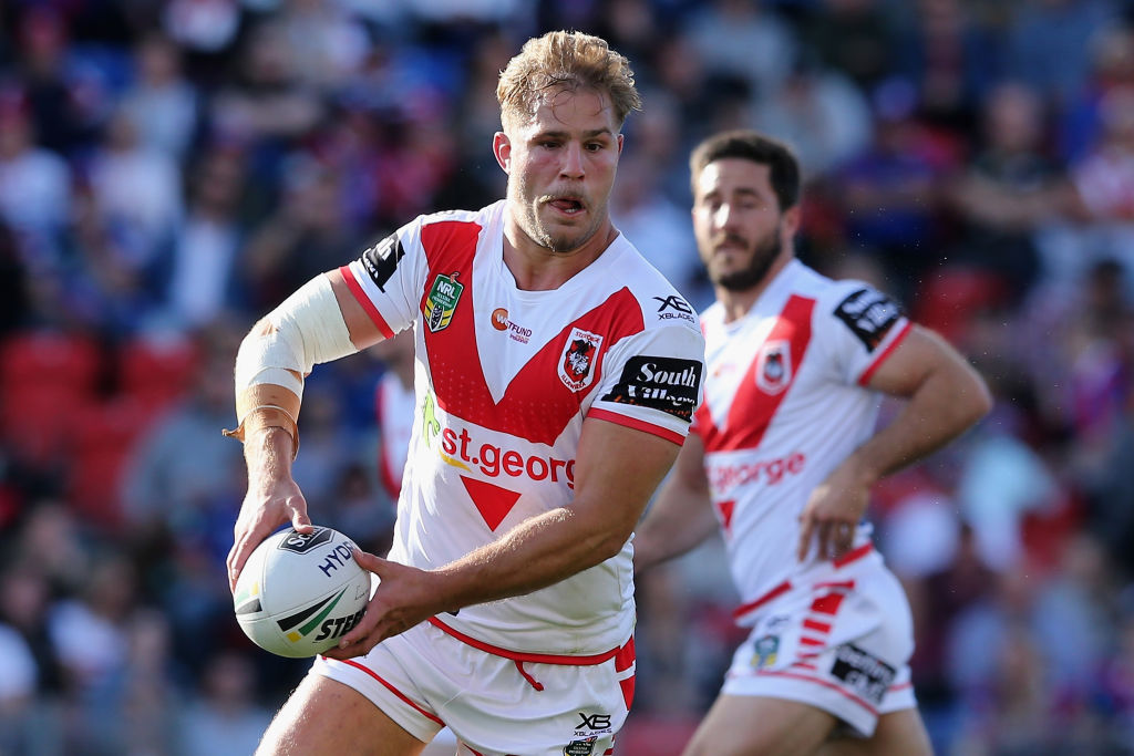 Article image for Extra security brought in to protect Jack de Belin for rugby league return