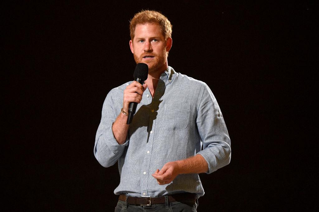 'Stop firing barbs': Jim Wilson calls out 'self-promoting' Prince Harry
