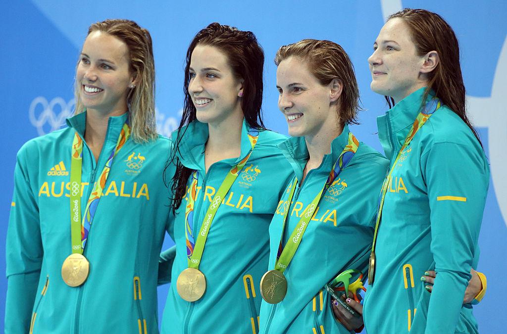 Olympic fever 'outweighs' virus risks for Australian athletes