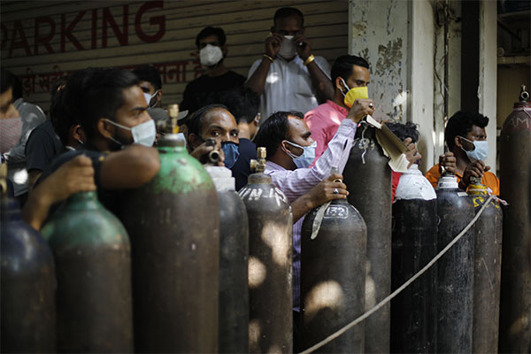 Infectious diseases expert explains why COVID crisis in India will 'get much worse'