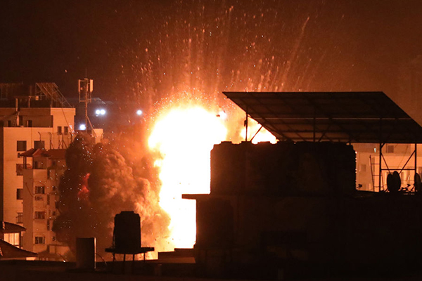 Australia's absence from Gaza hampers consular response to Israel-Palestine violence