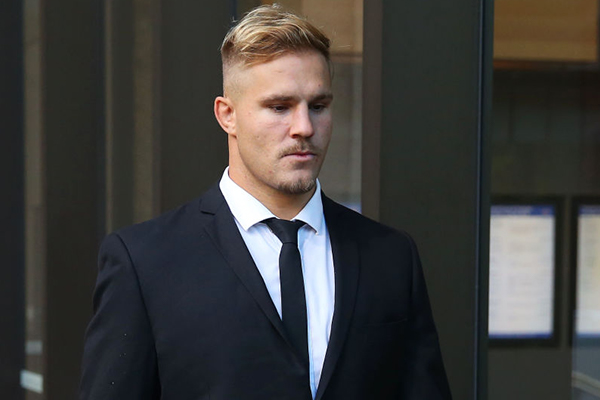 Article image for Jack de Belin and Callan Sinclair found not guilty, hung jury on remaining charges