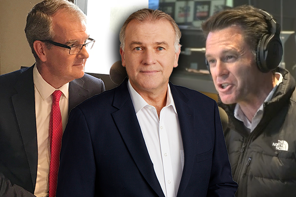 Article image for Jim Wilson calls on Labor leadership contender to 'do the honourable thing'