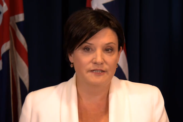 Article image for Jodi McKay resigns as NSW Labor leader