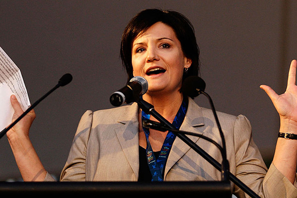 Article image for Labor MP admits leadership ambitions ahead of Jodi McKay's do-or-die