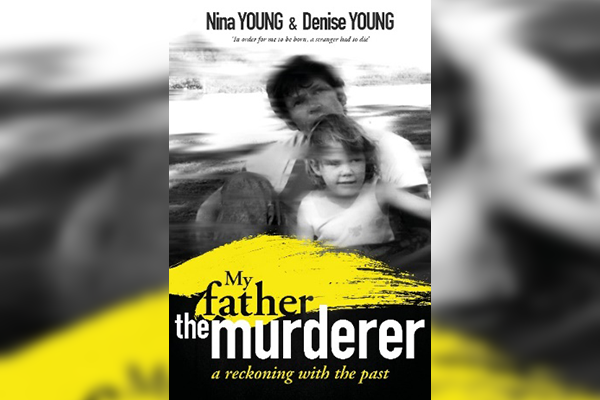 Article image for Convicted murderer 'wasn't super happy' about daughter's new book