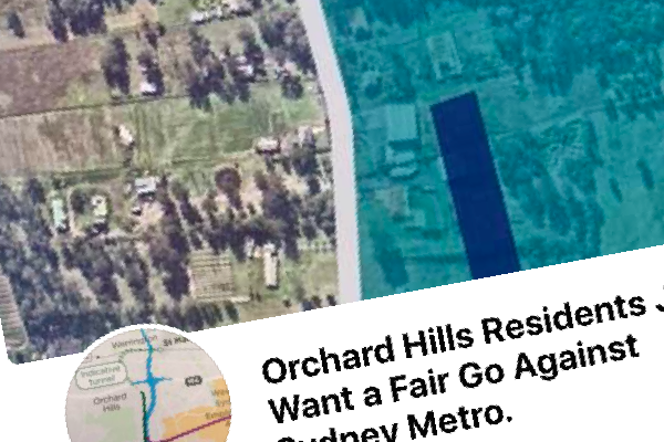 Article image for Orchard Hills residents set to rally on Sunday amid latest blow
