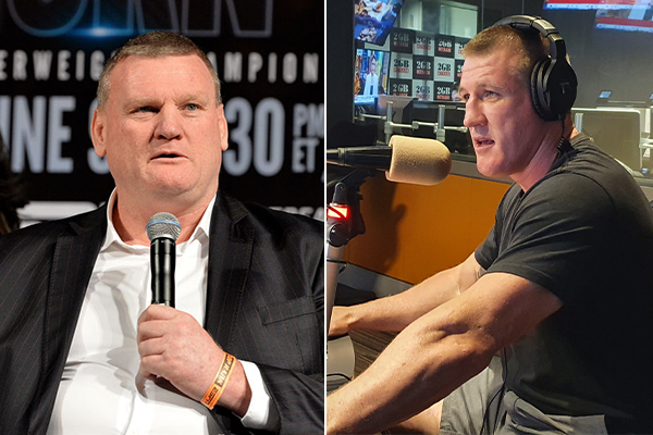 Article image for Boxing promoter's spray a first for undefeated Paul Gallen