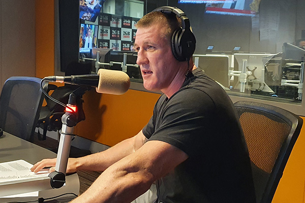 Article image for 'Pull your finger out': Paul Gallen's furious message for junior coaches