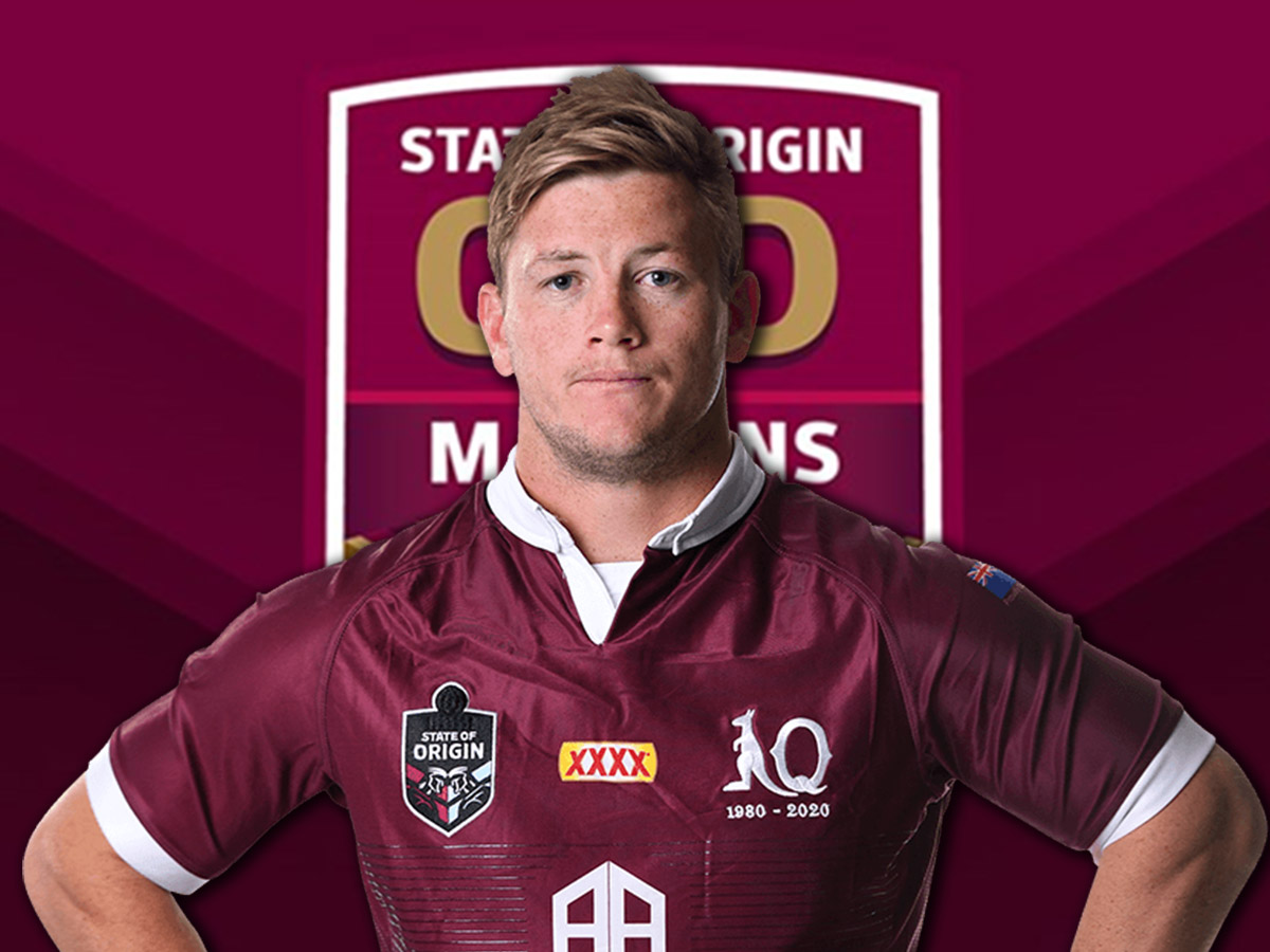 Article image for Will Harry Grant join the QLD Maroons for Origin I?