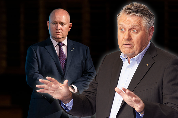 Article image for 'Get out there!': Ray Hadley calls out Shane Fitzsimmons' inaction