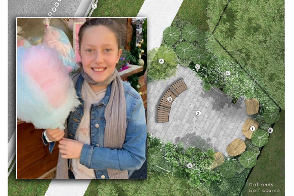 Article image for 'It eats into my soul': Mother's grief amplified by golf club's memorial snub