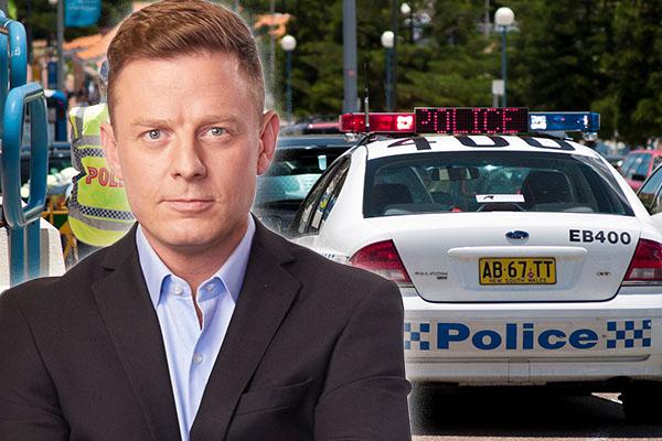 Ben Fordham blasts 'flog' mocking NSW police officer