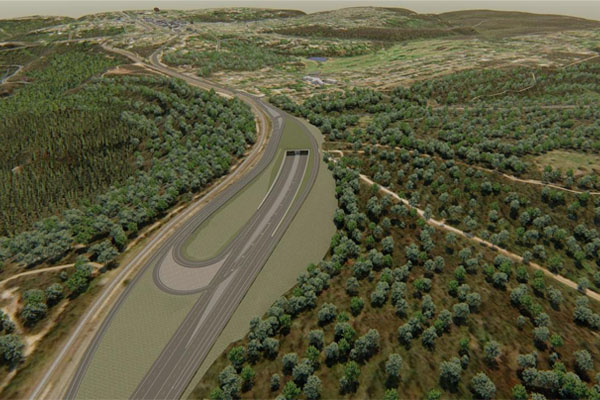 Article image for Australia's longest road tunnel could be coming to the Blue Mountains