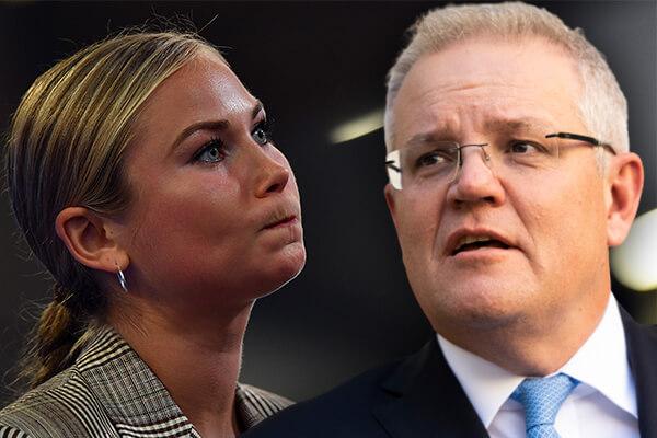 Ben Fordham questions Grace Tame's 'bizarre' pile on against PM