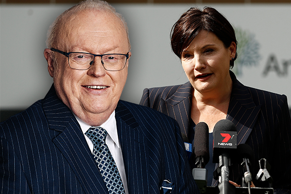 Article image for Graham Richardson calls on Jodi McKay to quit as Labor leader