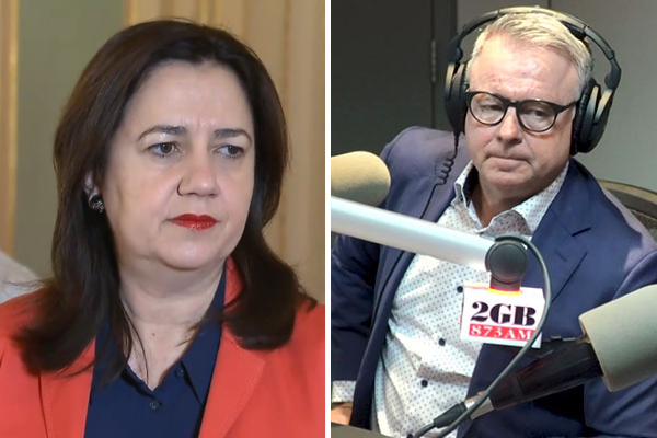 Article image for 'Confession time': Labor MP among the unvaccinated alongside QLD Premier