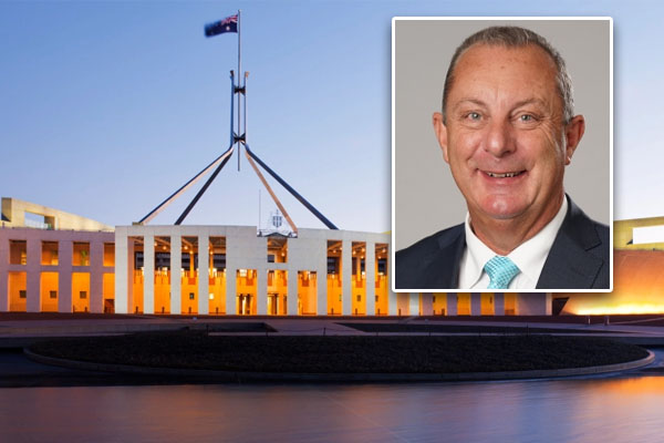 Article image for Former NSW MP Michael Johnsen's new job following sex allegations