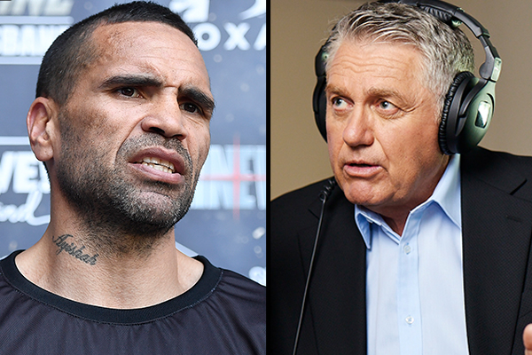 Article image for Ray Hadley rips into Anthony Mundine for spouting 'unadulterated bullsh*t'