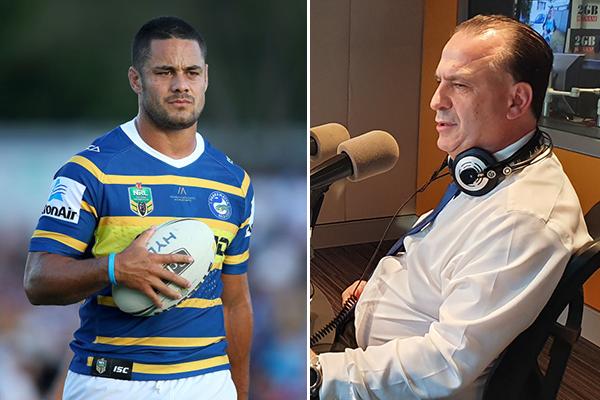 Peter V'landys confirms NRL will consider stripping Jarryd Hayne's awards
