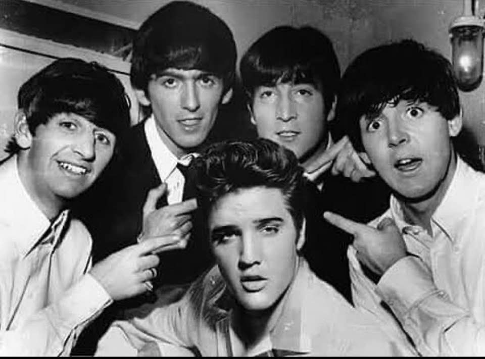 Elvis & The Beatles