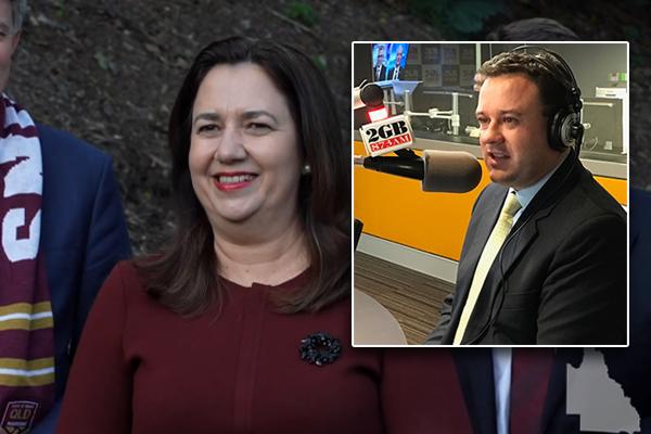 NSW Tourism Minister attacks Queensland Premier's 'irresponsible' Origin bid