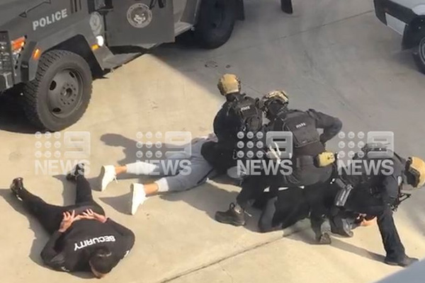 Article image for Gang of eleven arrested over terrifying abduction in south-west Sydney
