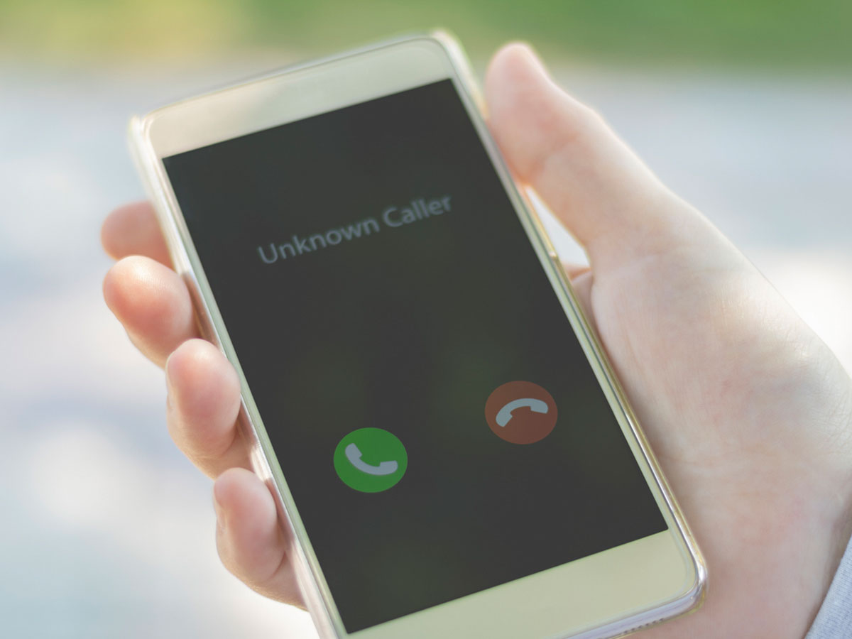 Article image for Telstra CEO urges Australians to 'be skeptical' of unknown callers
