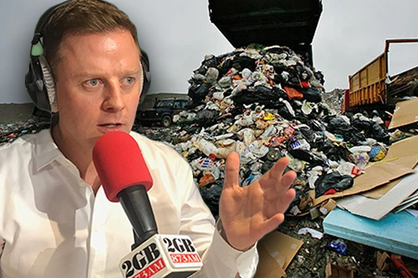 Ben Fordham hammers EPA live on-air over inaction on 'absolutely disgusting' stink
