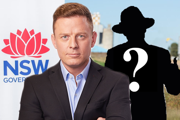 'Regional NSW is at war': Ben Fordham slams 'invisible minister'