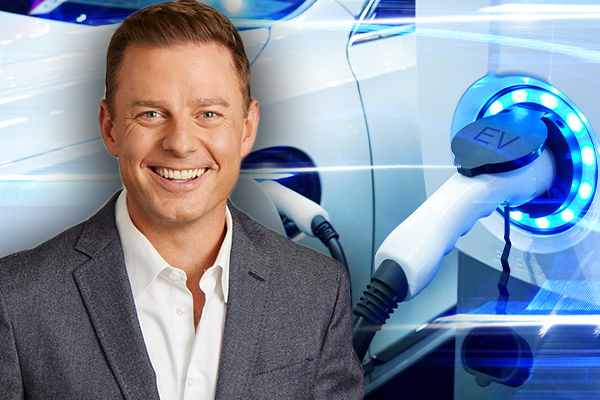 Article image for Ben Fordham's 'reality check' for the NSW government's electric car plan