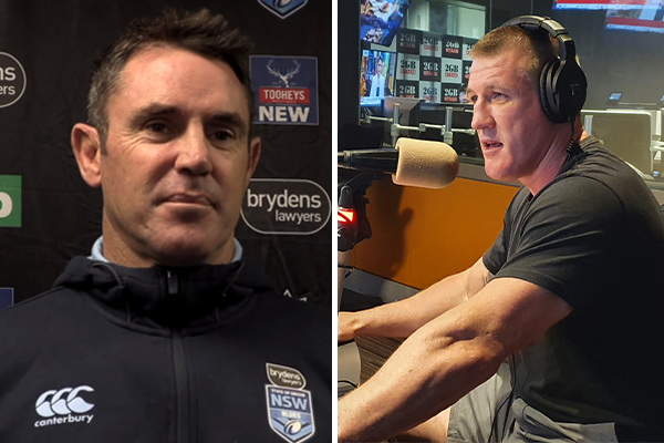 Article image for Shake-up or clean sweep?: Blues coach Brad Fittler's big Origin III decision