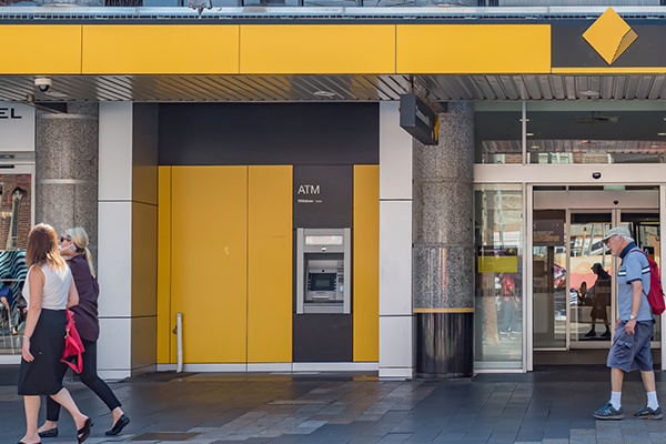 Article image for Commonwealth Bank CEO defends branch closures