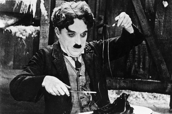 Article image for 'Fancy that': Charlie Chaplin cancelled in 2021