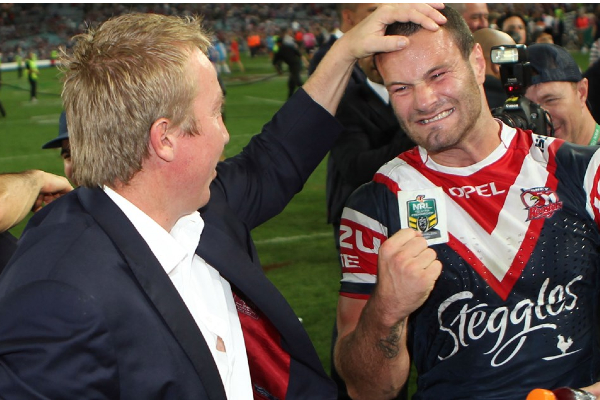 Roosters coach says Cordner will be a part of the club