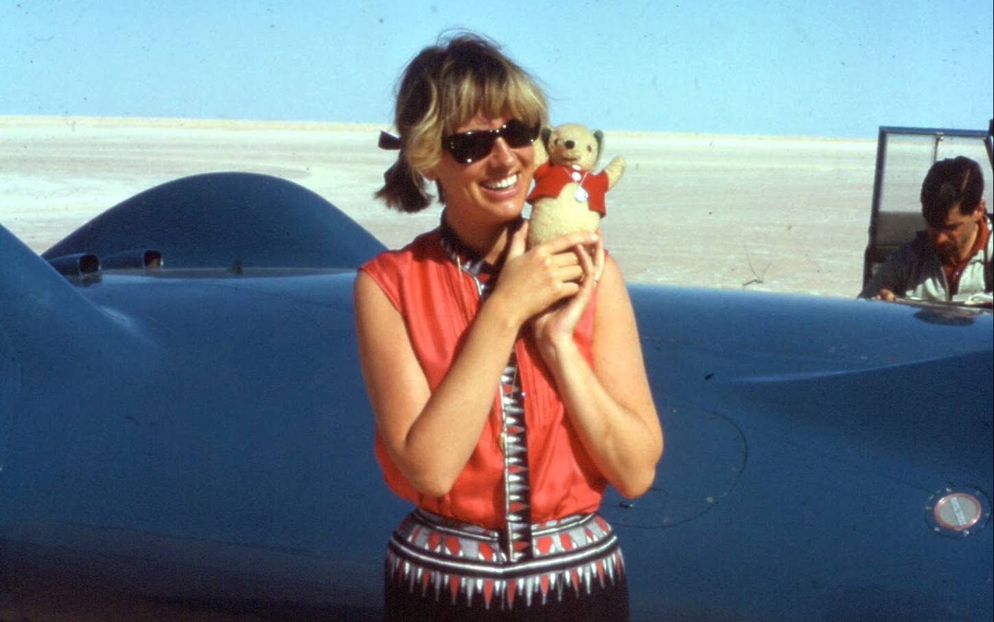 End of the Land Speed era – Tonia Bern-Campbell dies.