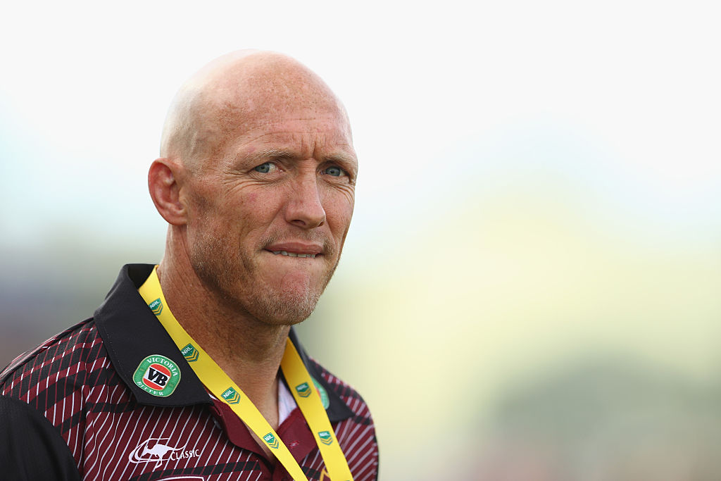 Article image for Nothing 'drastic' for Cronulla Sharks in 2022 as Craig Fitzgibbon takes the reins