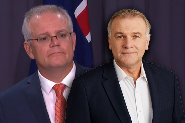 Article image for Morrison government's 'shameful' backdown on Victorian COVID payments panned