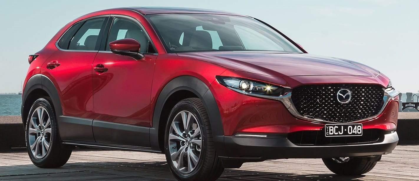 The Mazda CX-30 G20 Pure SUV – value packed at $28,990.
