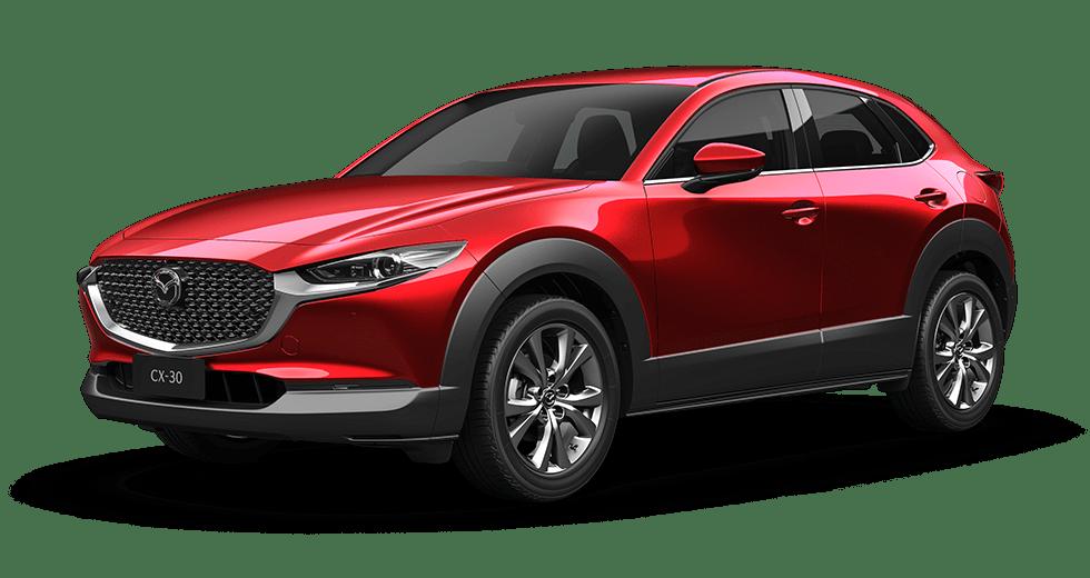 Mazda CX-30 SUV - 4