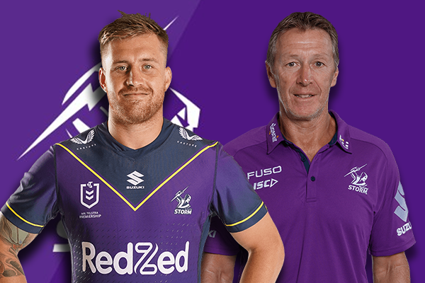 Article image for Craig Bellamy backs Cameron Munster to control 'brain explosions'