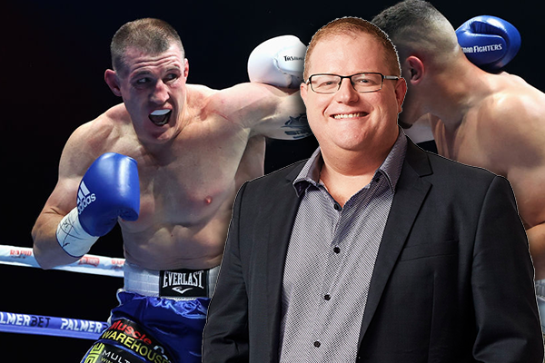 Article image for Mark Levy makes case to name Paul Gallen one of nation's greatest athletes