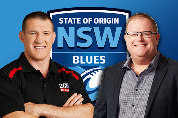 Article image for 'This is a 'we hate Queensland' zone!': Origin rivalry fires up on Wide World of Sports