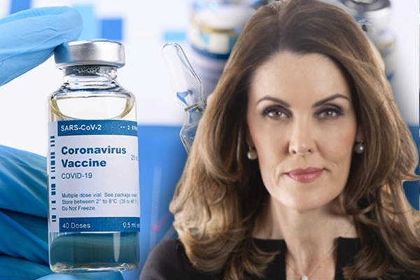 Article image for Peta Credlin slams states 'playing politics' in vaccine rollout