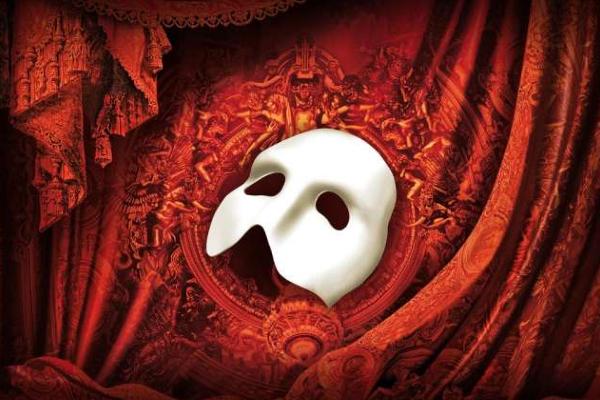 Phantom of the Opera coming to Australia