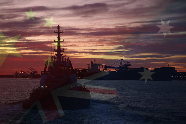 Article image for MPs step up fight against Chinese ownership of Aussie ports