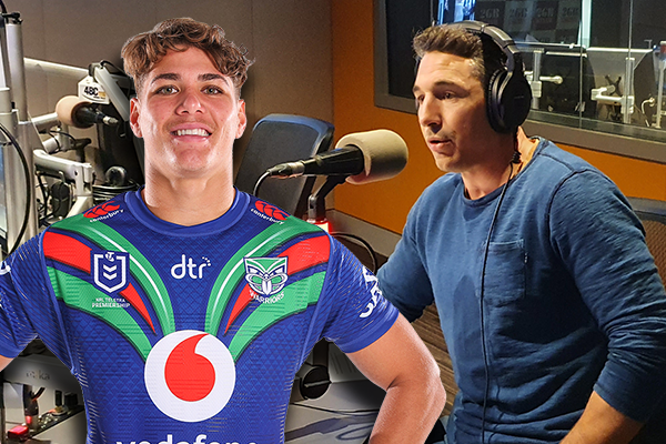 Article image for Reece Walsh 'not the answer' to Maroons' woes, declares selector Billy Slater