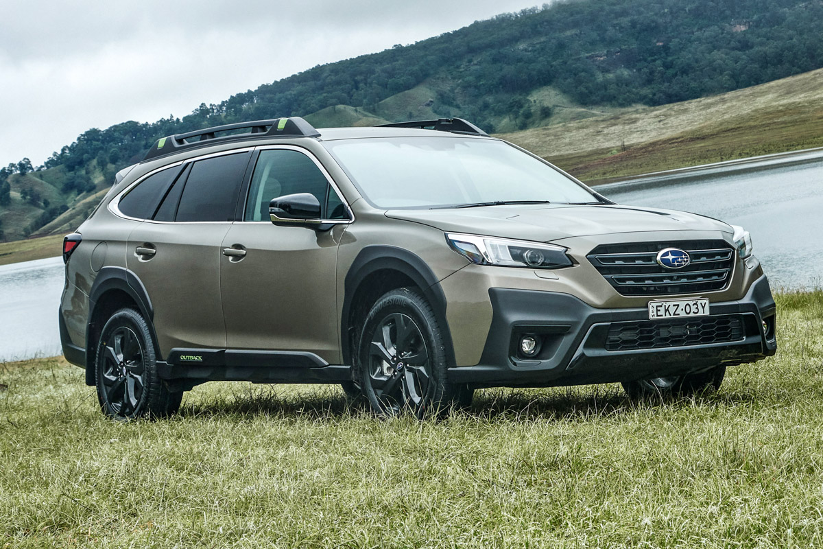 Subaru's Outback Sport wagon – much improved soft offroader
